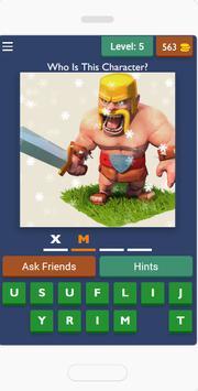 Clash Of Clans Mini Quiz screenshot 2