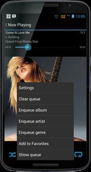 SKULL MP3 PLAYER Pro apk screenshot