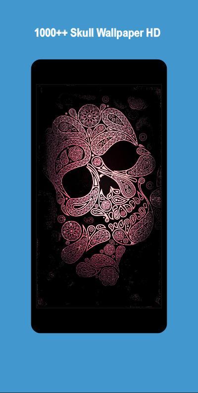 Skull Wallpaper Phone HD cho Android - Tải về APK