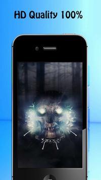 Skull Wallpapers apk screenshot