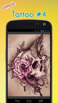 Skull Tattoo Ideas apk screenshot