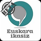 Euskara ikasiz 1.maila (beta) icon