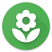 Plantly. Buy plants [App concept] icon