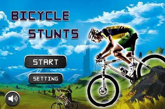 Bicycle Stunt poster