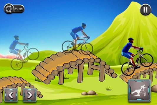 Bicycle Stunt screenshot 2