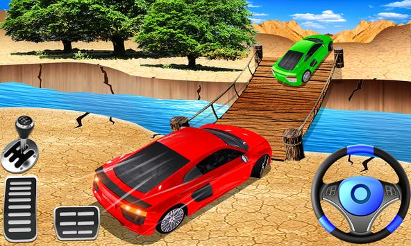 Ramp Car Stunts Car Racing Games: New Car Games 3D poster