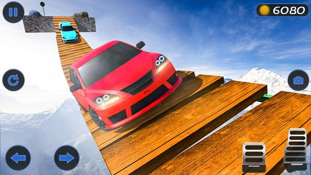 Ramp Car Stunts Car Racing Games: New Car Games 3D screenshot 1