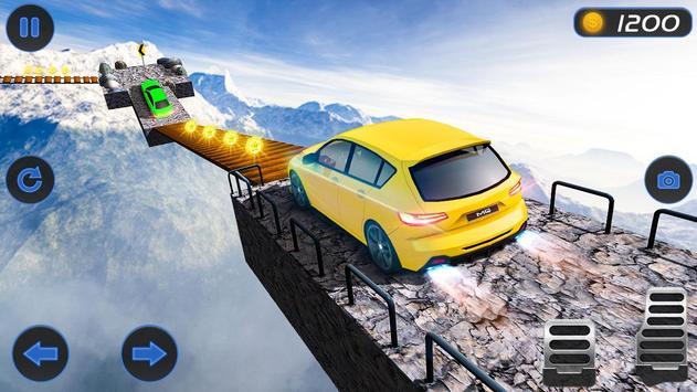 Ramp Car Stunts Car Racing Games: New Car Games 3D screenshot 2
