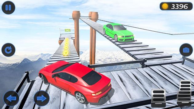 Ramp Car Stunts Car Racing Games: New Car Games 3D screenshot 3