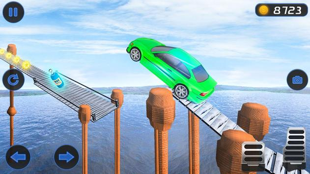 Ramp Car Stunts Car Racing Games: New Car Games 3D screenshot 4