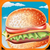 Sky Burger Maker icon