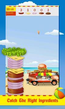Sky Burger Maker apk screenshot