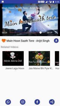 DP and Status Video For Whatsapp apk screenshot