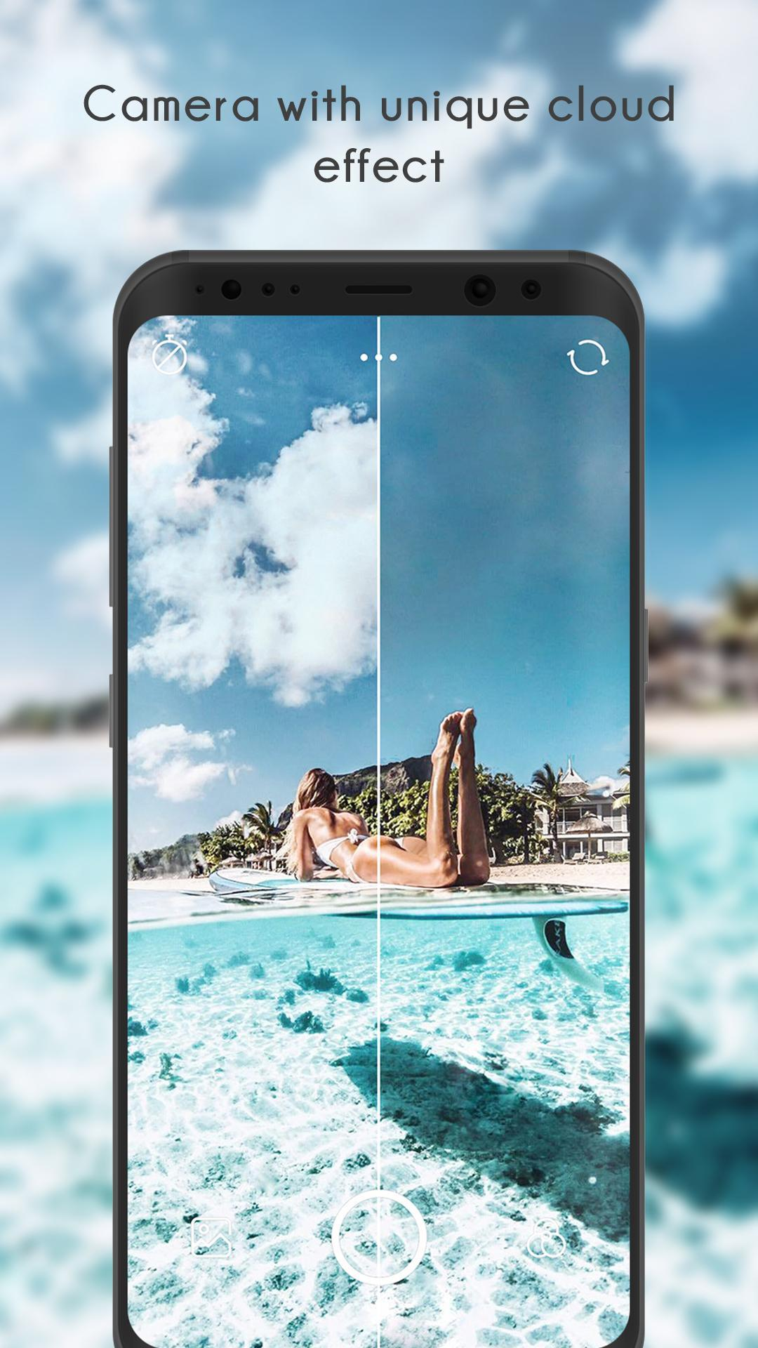 Everfilter: Skyeditor - Change sky effects for Android - APK