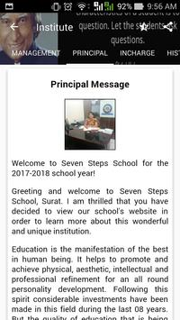 SEVEN STEPS SCHOOL apk screenshot