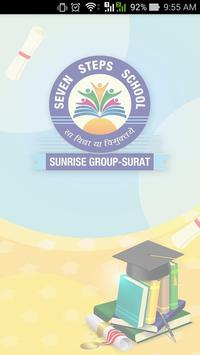 SEVEN STEPS SCHOOL poster