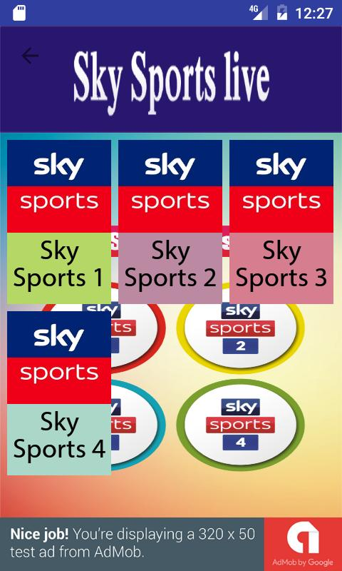Sky sports for android apk download for Sky sports 2 hd live streaming online free