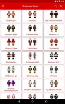 Christmas Skins for Minecraft screenshot 3