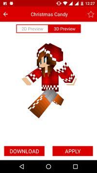 Christmas Skins for Minecraft screenshot 1