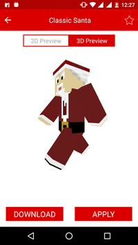 Christmas Skins for Minecraft screenshot 2