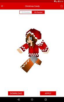 Christmas Skins for Minecraft screenshot 7