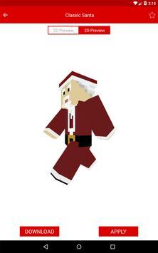 Christmas Skins for Minecraft screenshot 5