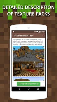HD Texture Packs for Minecraft screenshot 1