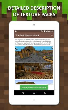HD Texture Packs for Minecraft screenshot 5