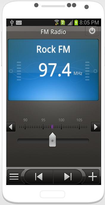 fm am tuner radio app for android for Android - APK Download