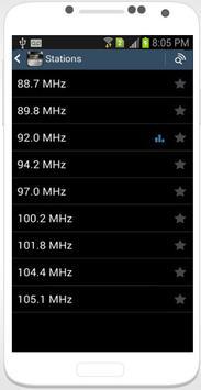 Radio FM sin Internet 2018 captura de pantalla 1