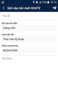 Topica Uni screenshot 5