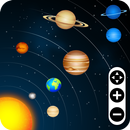 Hemel Kaart Uitzicht: Zonne Systeem sterrenbeelden-APK