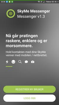 SkyMe Messenger screenshot 1