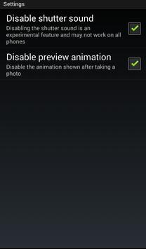QuickSnap(HD version) apk screenshot