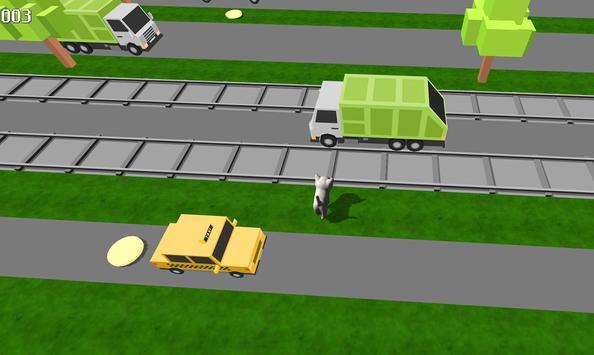 Crossy Kitty screenshot 3