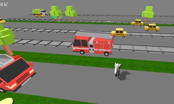 Crossy Kitty screenshot 1