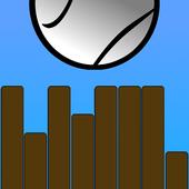 Baseball Tippy Tap icon