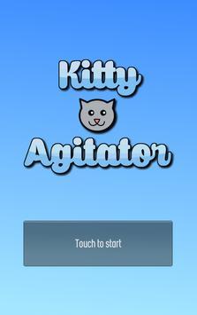 Kitty Agitator poster