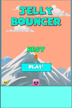 Jelly Bouncer – Endless Tap Arcade Jumper poster