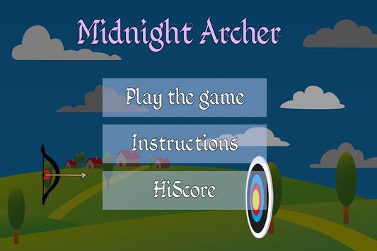 Midnight Archer poster