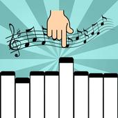 Piano Tile Tapper Focus Training icon