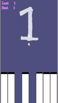 Piano Tile Tapper Focus Training screenshot 1