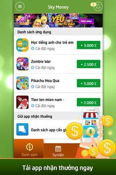 SkyMoney - Kiem Tien Online poster