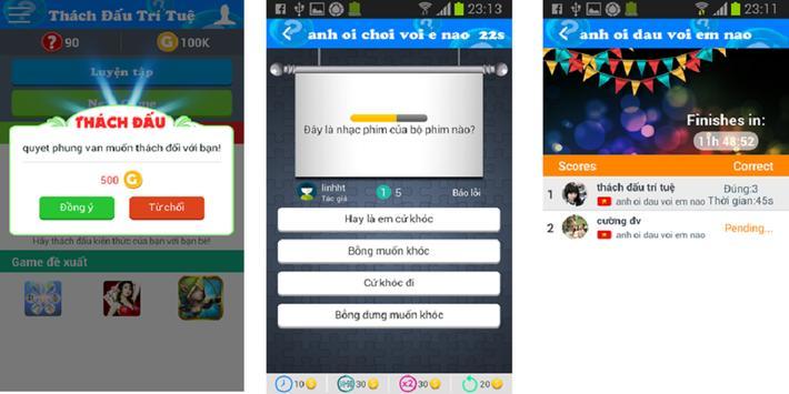 Challenge Quiz screenshot 3