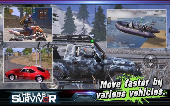 The Last Survivor screenshot 12