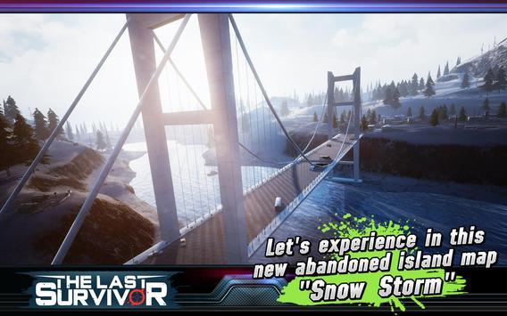 The Last Survivor screenshot 1