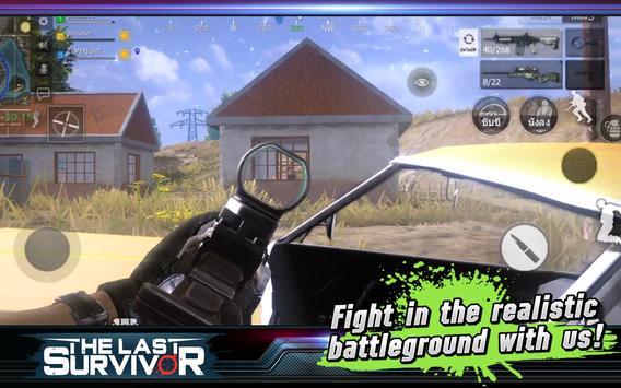 The Last Survivor imagem de tela 9