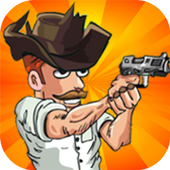 CowBoy Shoot Zombies icon
