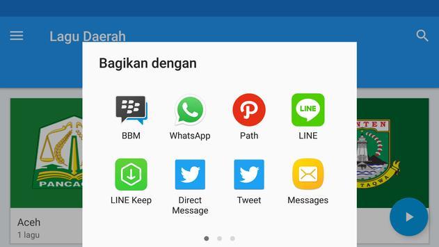 Lagu Daerah Indonesia screenshot 11