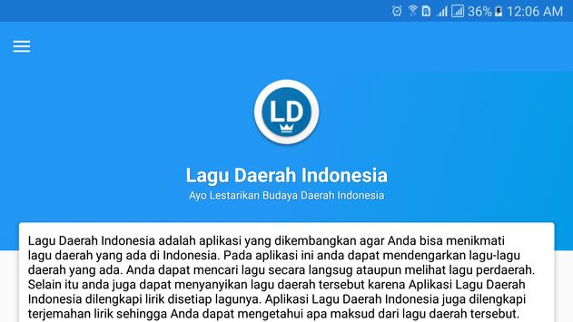 Lagu Daerah Indonesia screenshot 12
